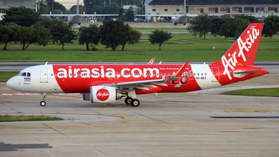 HS-BBX - Airbus A320-251N - Thai AirAsia