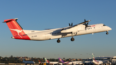 VH-QOD - Bombardier Dash 8-Q402 - QantasLink (Sunstate Airlines)