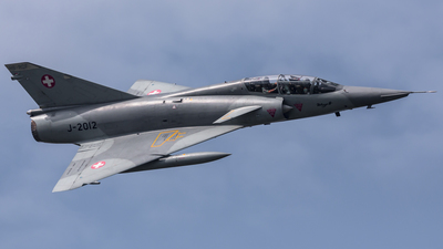 HB-RDF - Dassault Mirage 3 - Private