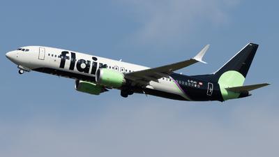 C-FLHI - Boeing 737-8 MAX - Flair Airlines