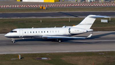 T7-OKY - Bombardier BD-700-1A10 Global 6000 - Skyline Aviation