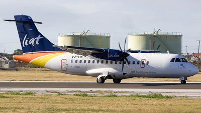 V2-LIK - ATR 42-600 - Leeward Islands Air Transport (LIAT)