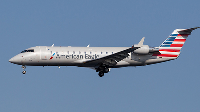 N426AW - Bombardier CRJ-200ER - American Eagle (Air Wisconsin)