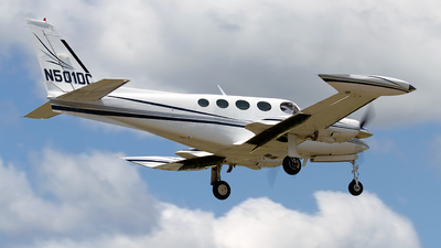 N501DC - Cessna 340A - Private