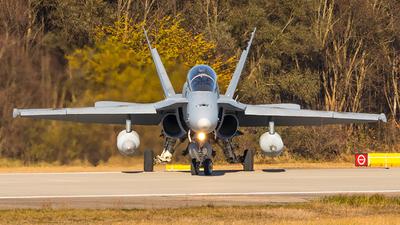 CE.15-06 - McDonnell Douglas EF-18B+ Hornet - Spain - Air Force