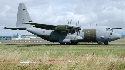 ZH882 - Lockheed Martin Hercules C.5 - United Kingdom - Royal Air Force (RAF)