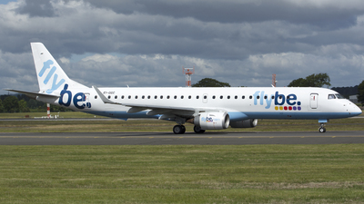 EI-GGC - Embraer 190-200LR - Stobart Air
