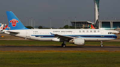 B-6656 - Airbus A320-214 - China Southern Airlines