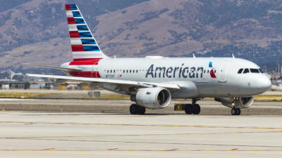 A picture of N773XF - Airbus A319112 - American Airlines - © David Lee