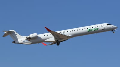EC-MEN - Bombardier CRJ-900ER - Binter Canarias (Air Nostrum)
