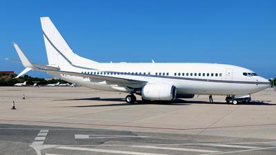 A picture of VPBWR - Boeing 73779T(BBJ) - [29317] - © Javier Rodriguez - Amics de Son Sant Joan