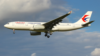 F-WWKI - Airbus A330-243 - China Eastern Airlines