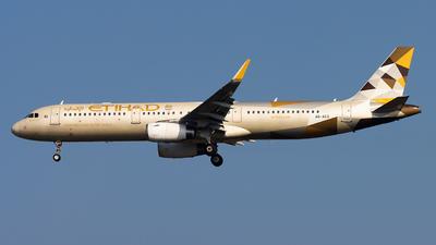 A6-AEG - Airbus A321-231 - Etihad Airways