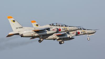 26-5680 - Kawasaki T-4 - Japan - Air Self Defence Force (JASDF)