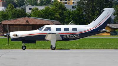 N323FL - Piper PA-46-310P Malibu - Private
