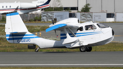 C-GEUC - Republic RC-3 Seabee - Private