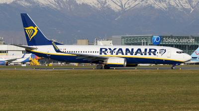 A picture of EIDCO - Boeing 7378AS - Ryanair - © paoloz99