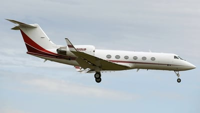 N505UP - Gulfstream G-IV - Private