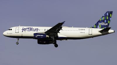 N568JB - Airbus A320-232 - jetBlue Airways