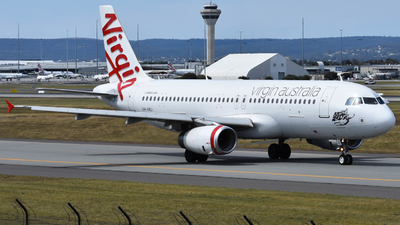 A picture of VHVNJ - Airbus A320232 - Virgin Australia - © Jarrod Swanwick