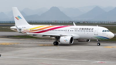 B-30AS - Airbus A320-251N - Colorful Guizhou Airlines