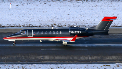 G-ZXZX - Bombardier Learjet 45 - Gama Aviation