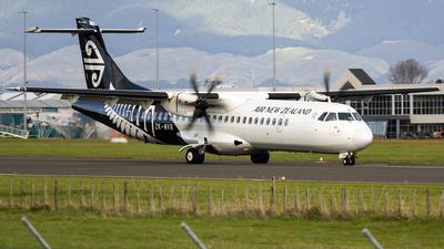 ZK-MVR - ATR 72-212A(600) - Air New Zealand