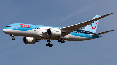 A picture of PHTFM - Boeing 7878 Dreamliner - TUI fly - © Marco Wolf
