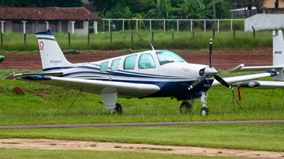 PT-KFC - Beechcraft A36 Bonanza - Private