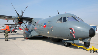 502 - CASA C-295MP Persuader - Chile - Navy