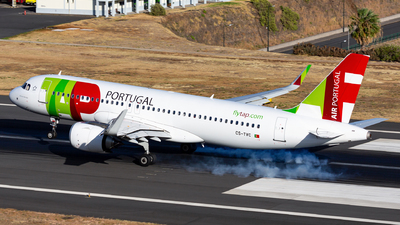 A picture of CSTVC - Airbus A320251N - TAP Air Portugal - © Nelson Sousa