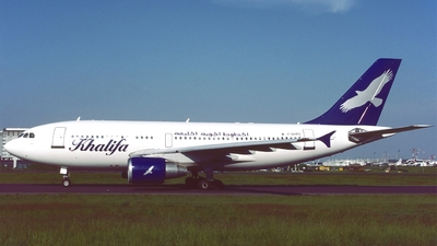 F-OHPU - Airbus A310-324 - Khalifa Airways