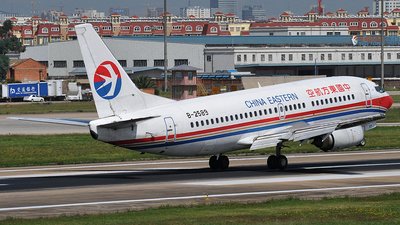 B-2589 - Boeing 737-3W0 - China Eastern Airlines