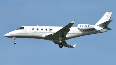T7-GLT - Gulfstream G150 - Private