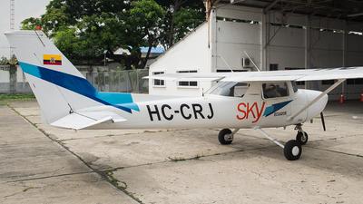 HC-CRJ - Cessna 150 - Sky Ecuador