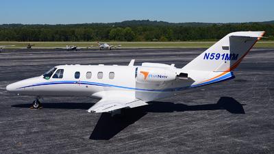 N591MM - Cessna 525 CitationJet 1 - Air Nav