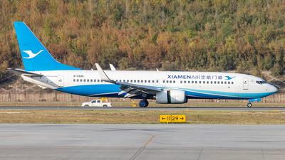 B-5595 - Boeing 737-86N - Xiamen Airlines