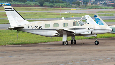 PT-XOC - Piper PA-31T3 T-1040 - Private