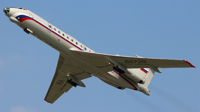 RA-65729 - Tupolev Tu-134A-3 - Russia - Air Force