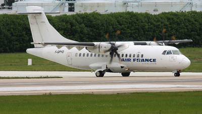 F-GPYD - ATR 42-500 - Air France (Airlinair)