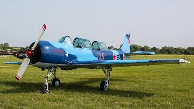 SP-YDD - Yakovlev Yak-52 - Private