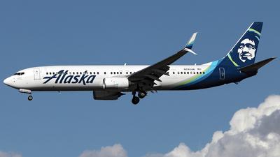 N292AK - Boeing 737-990ER - Alaska Airlines