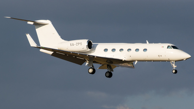 XA-ZPS - Gulfstream G450 - Private