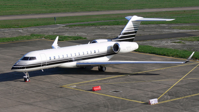 N113CS - Bombardier BD-700-1A10 Global Express XRS - Bombardier Aerospace
