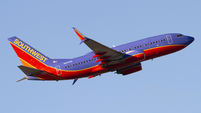 A picture of N297WN - Boeing 7377H4 - Southwest Airlines - © Jeremy D. Dando