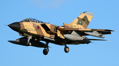 ZE119 - Panavia Tornado IDS - Saudi Arabia - Air Force
