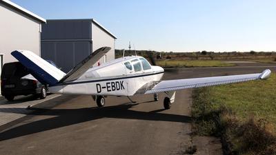 D-EBDK - Beechcraft H35 Bonanza - Private
