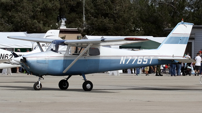 N7765T - Cessna 172A Skyhawk - Private