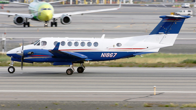 N1867 - Beechcraft B300 King Air 350i - United States - Alaska State Troopers