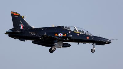 ZK023 - British Aerospace Hawk T.2 - United Kingdom - Royal Air Force (RAF)